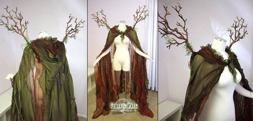 Forest Cape and Branch Wings by Firefly-Path