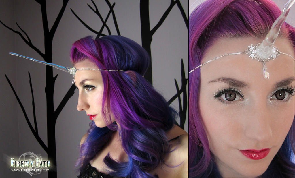 Unicorn Circlet by Lillyxandra
