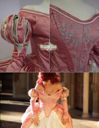 The Little Mermaid Pink Dress