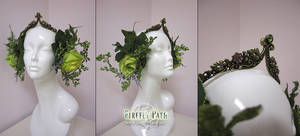 Spring Forest Headress