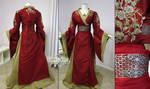 Cersei Lannister (Game of Thrones) by Firefly-Path
