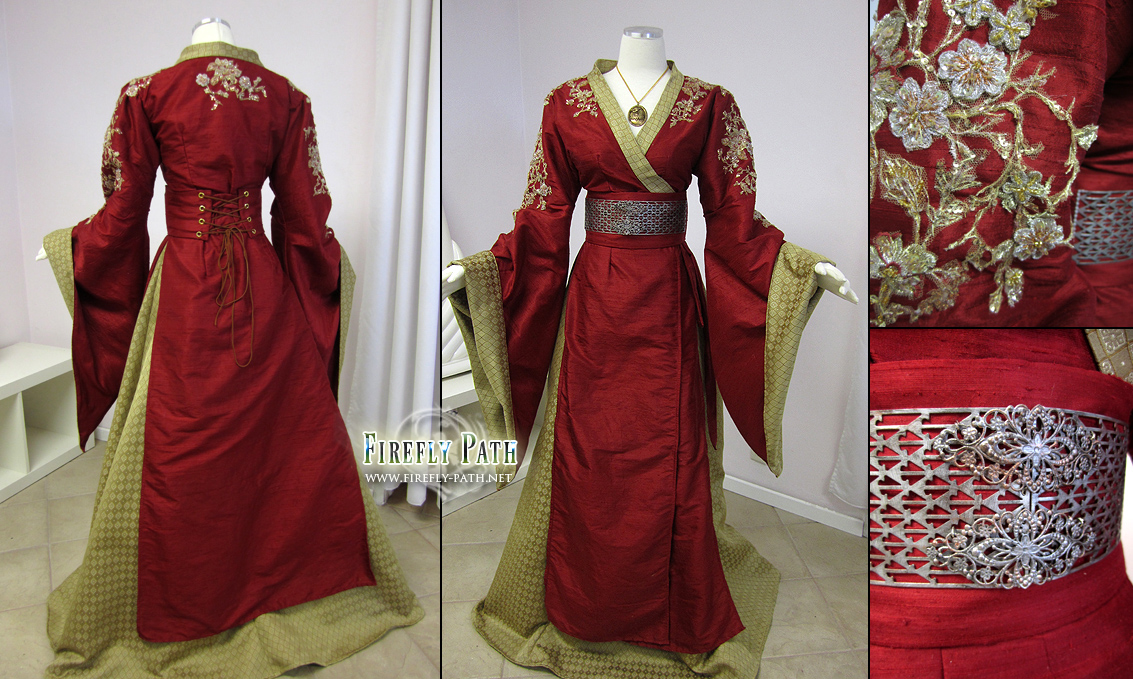 Cersei Lannister (Game of Thrones) by Lillyxandra