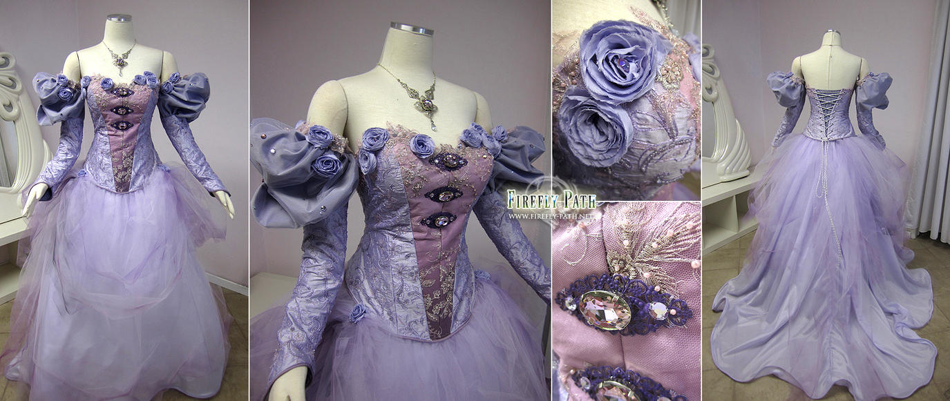 The Lady Amalthea Gown by Lillyxandra