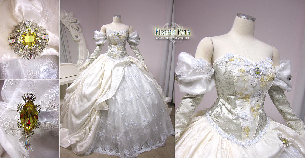 Labyrinth ball gown by firefly path on deviantart for Sarah seven used wedding dress