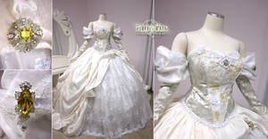 Labyrinth Ball Gown