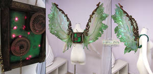 Steampunk Tinkerbell Wings by Firefly-Path