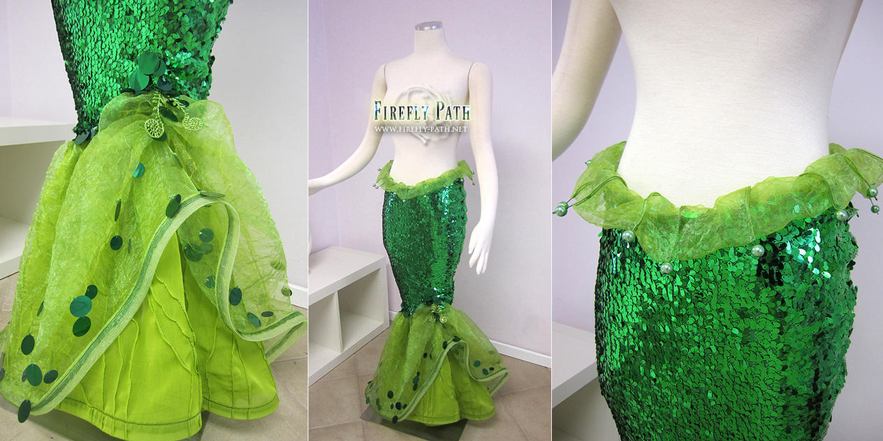 Ariel Fabric Tail by Lillyxandra