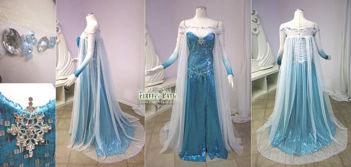 Elsa Cosplay Frozen