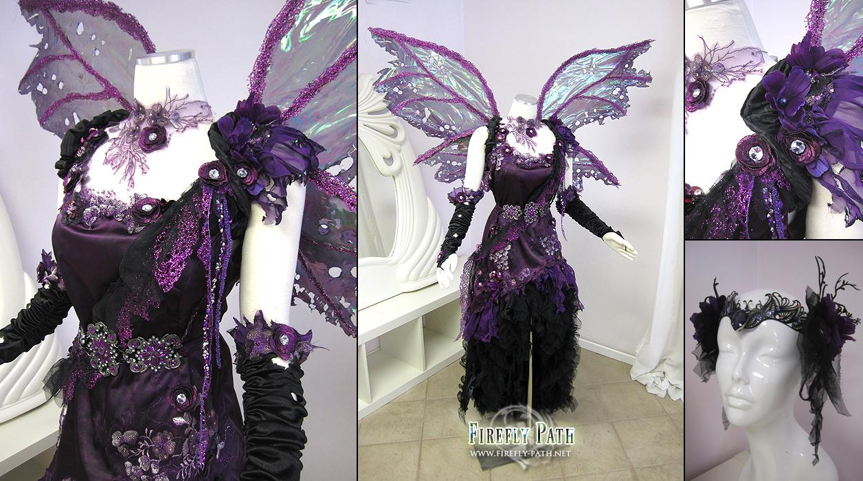 Dark Fairy by Lillyxandra on DeviantArt