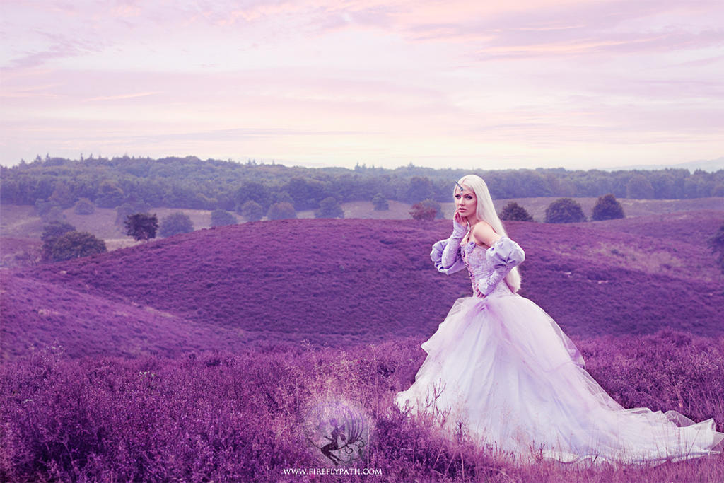 the lilac wood by Lillyxandra