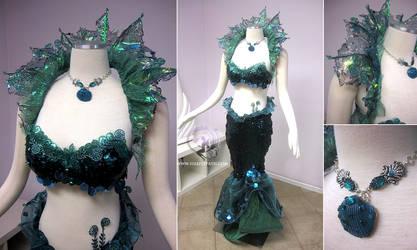 Deep Sea Mermaid Queen by Firefly-Path