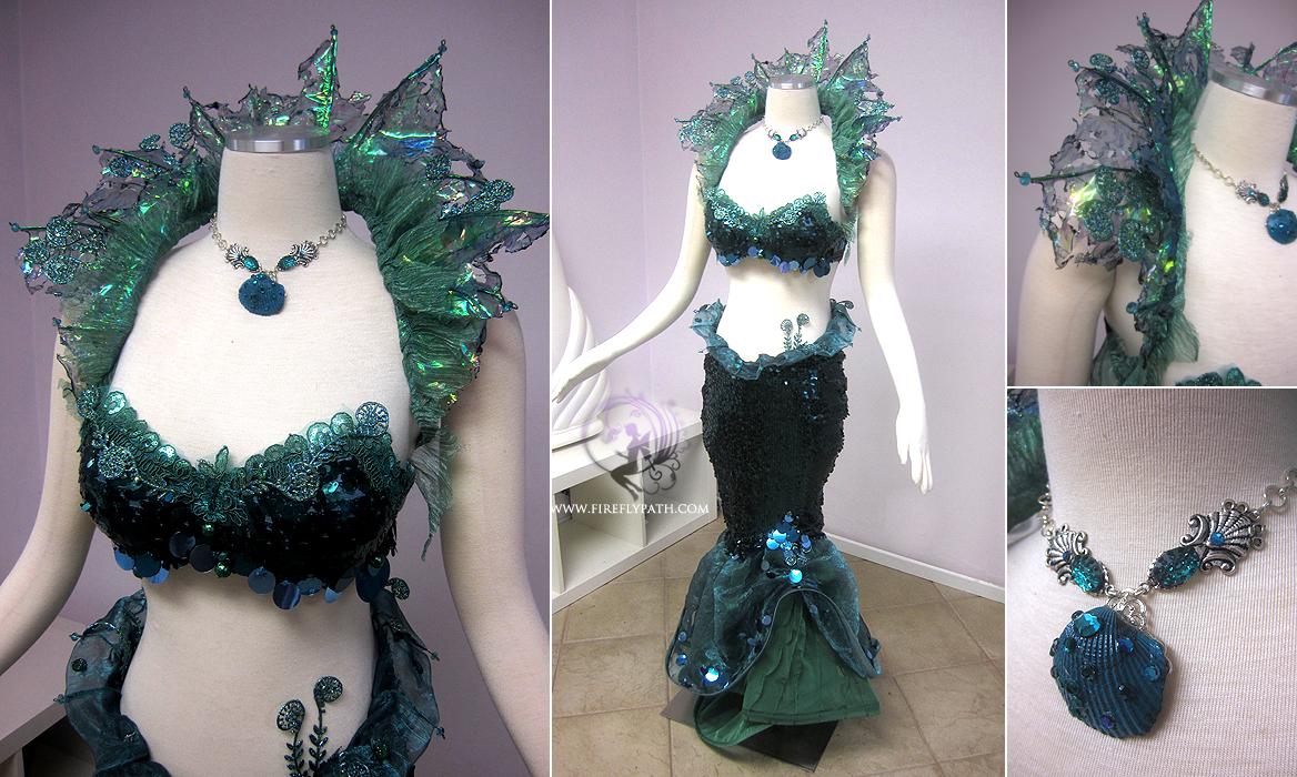 Deep Sea Mermaid Queen by Lillyxandra