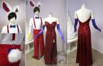 Roger Rabbit and Jessica Rabbit costume