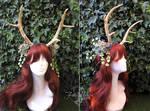 Forest Fawn Headdress