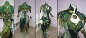 Dryad Archer Costume