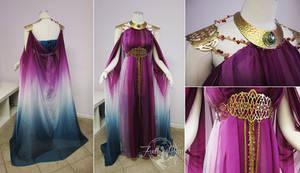 Original Princess Zelda Gown by Firefly-Path