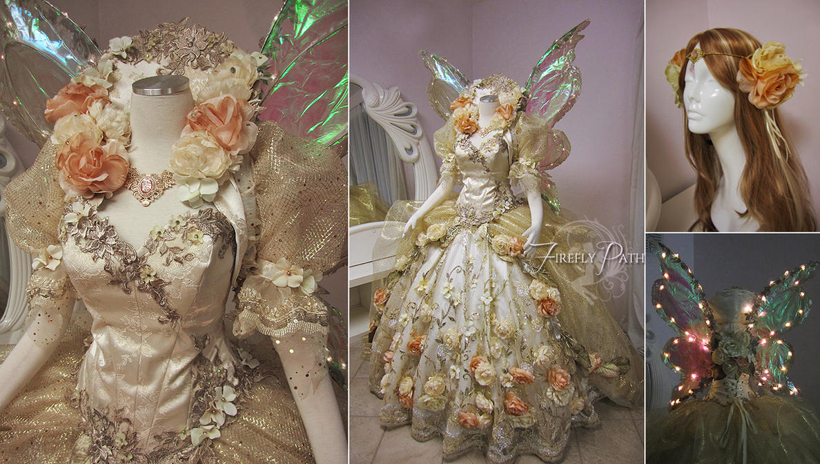 Fairy Queen Titania by Lillyxandra