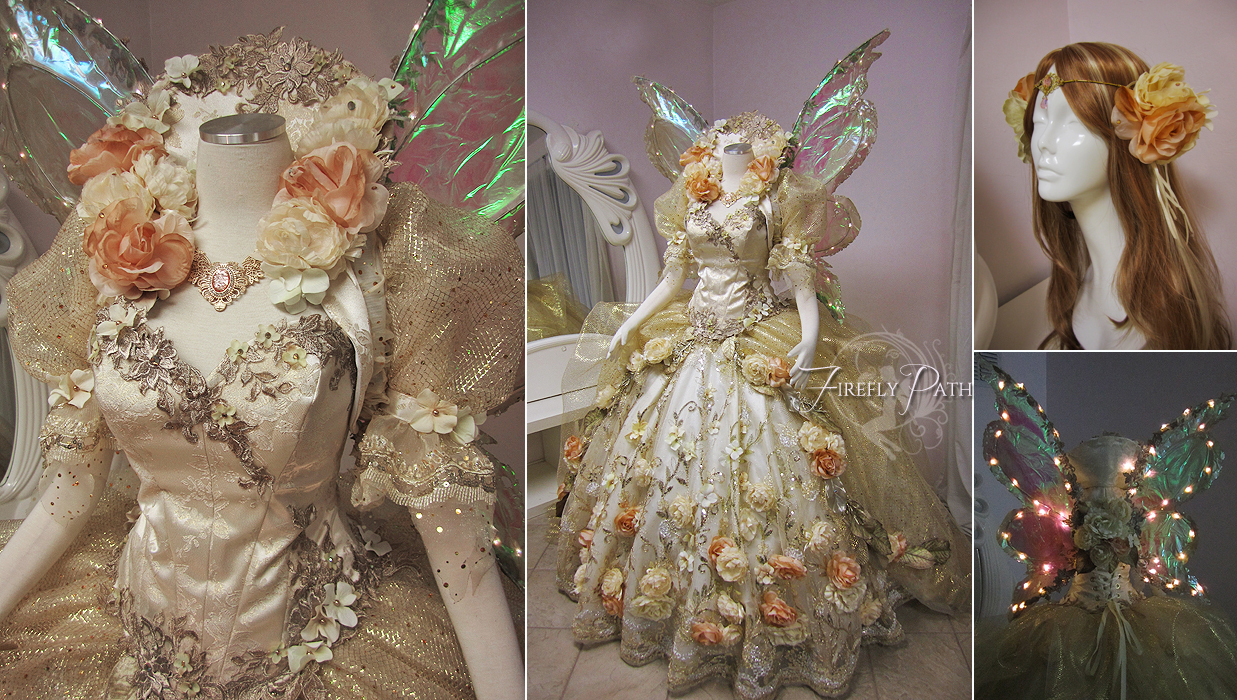 Fairy Queen Titania by Firefly-Path