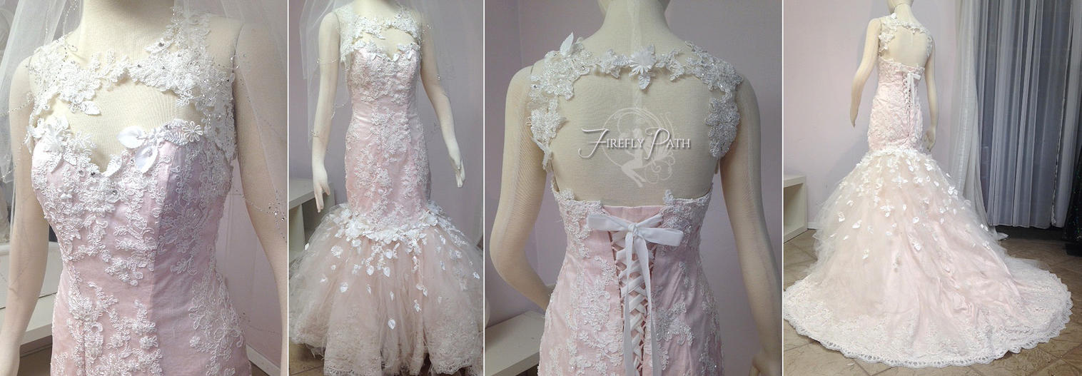 My Bridal Gown by Firefly-Path on DeviantArt