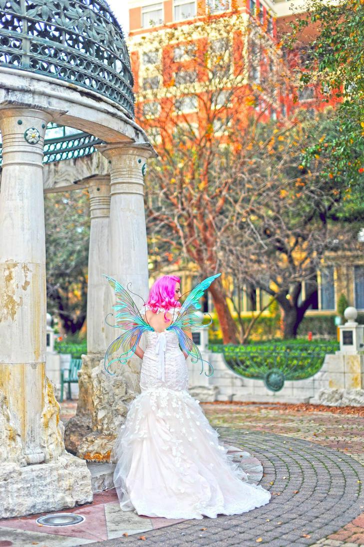 Bridal Fairy by Lillyxandra