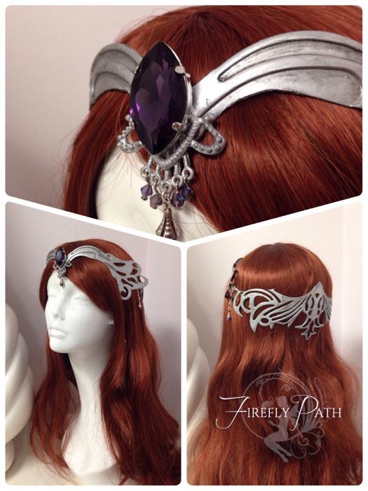 Original Princess Zelda Wedding Crown by Lillyxandra