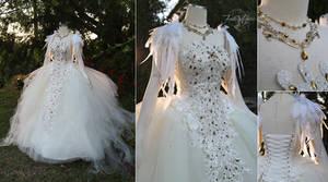 Swan Lake Ball Gown