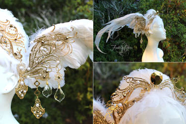 Swan Headdress
