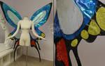 Heavy Metal Papillon Fairy Wings