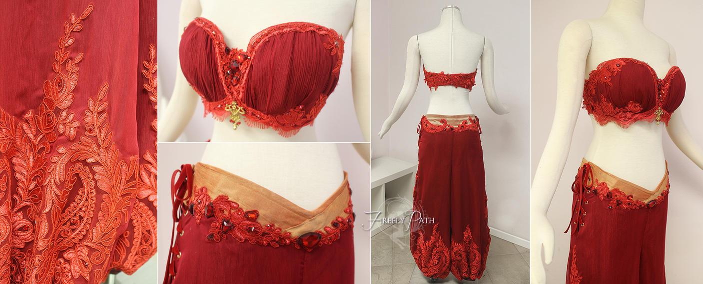 Slave Jasmine Outfit by Lillyxandra