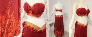 Slave Jasmine Outfit