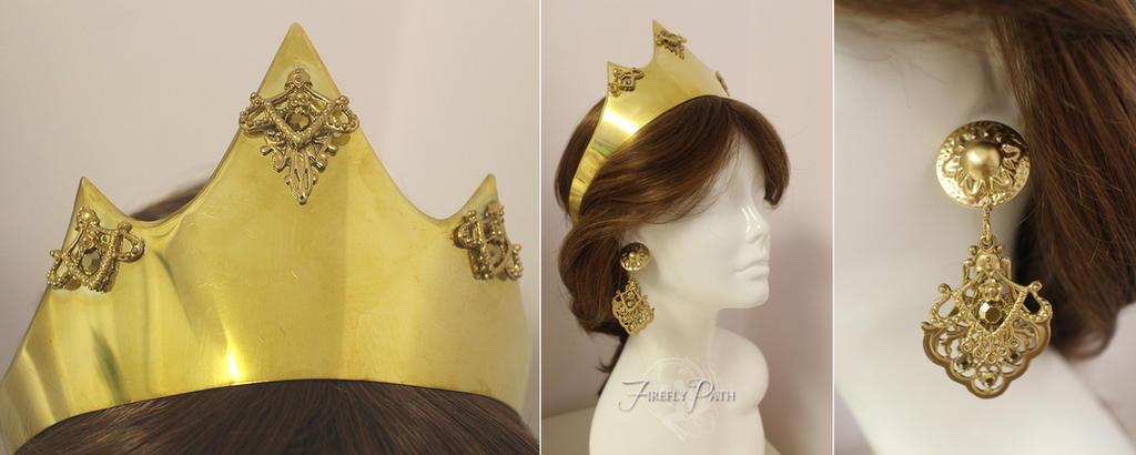 Jasmine Crown by Lillyxandra