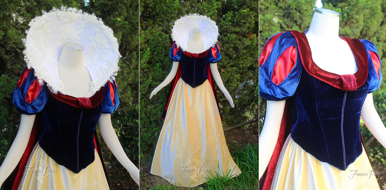 Snow White by Lillyxandra