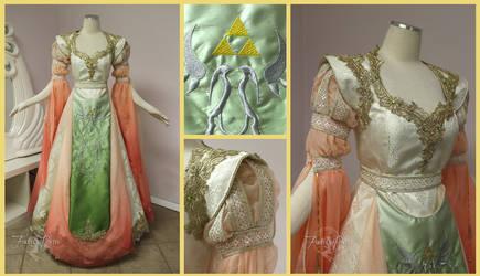Original Princess Zelda Gown