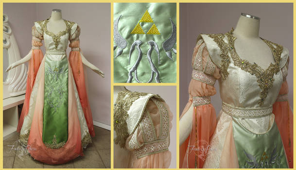 Original Princess Zelda Gown