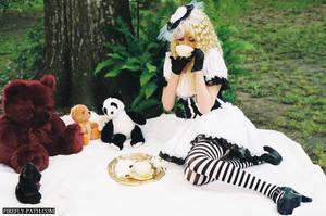 Lolita Blanc et Noir