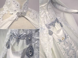 Zelda Wedding Dress Details