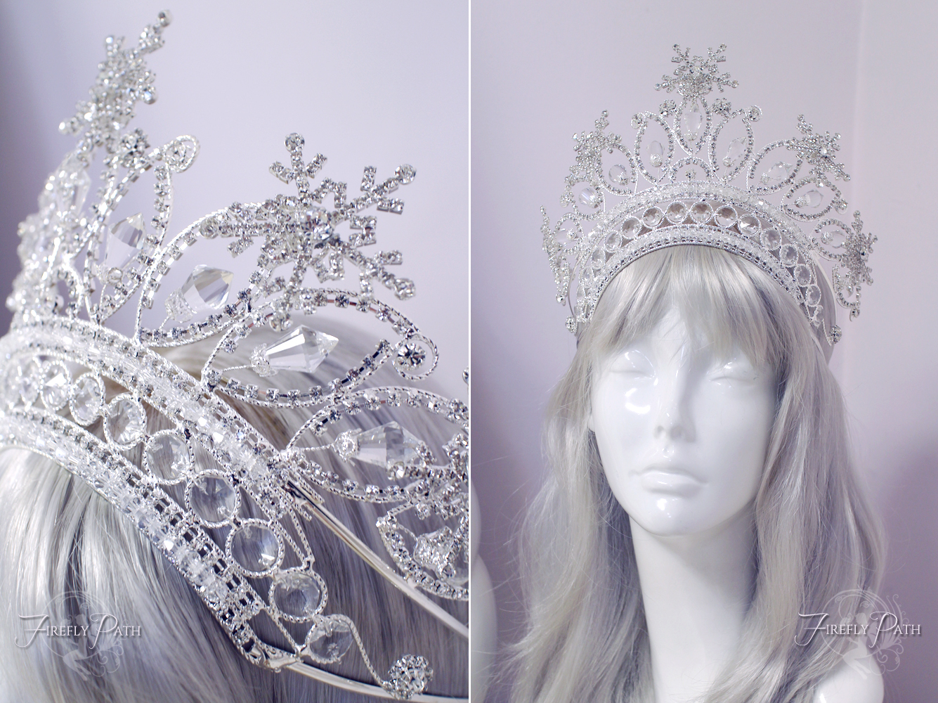 Snow Queen Crown by Firefly-Path on DeviantArt