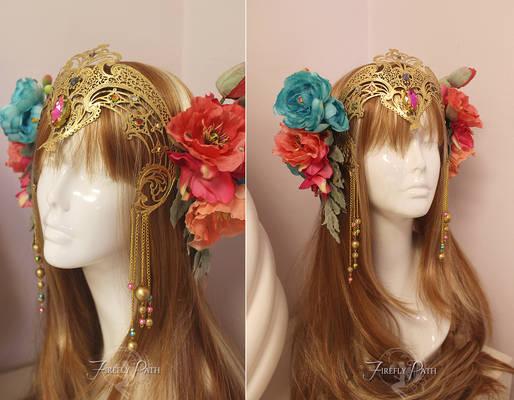 Faerie Queen Headdress