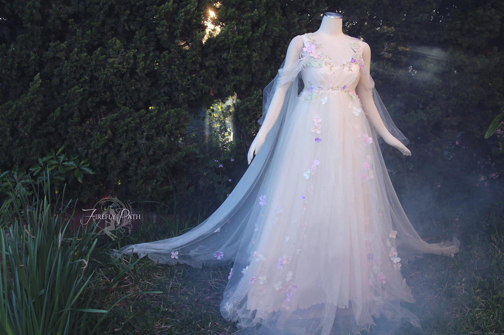Meadow Mist Bridal Gown By Firefly Path