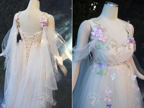 Meadow Mist Bridal Gown Details