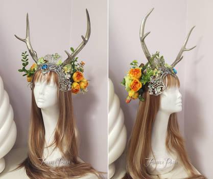 Summer Solstice Headdress