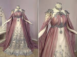 Rose Armor Gown