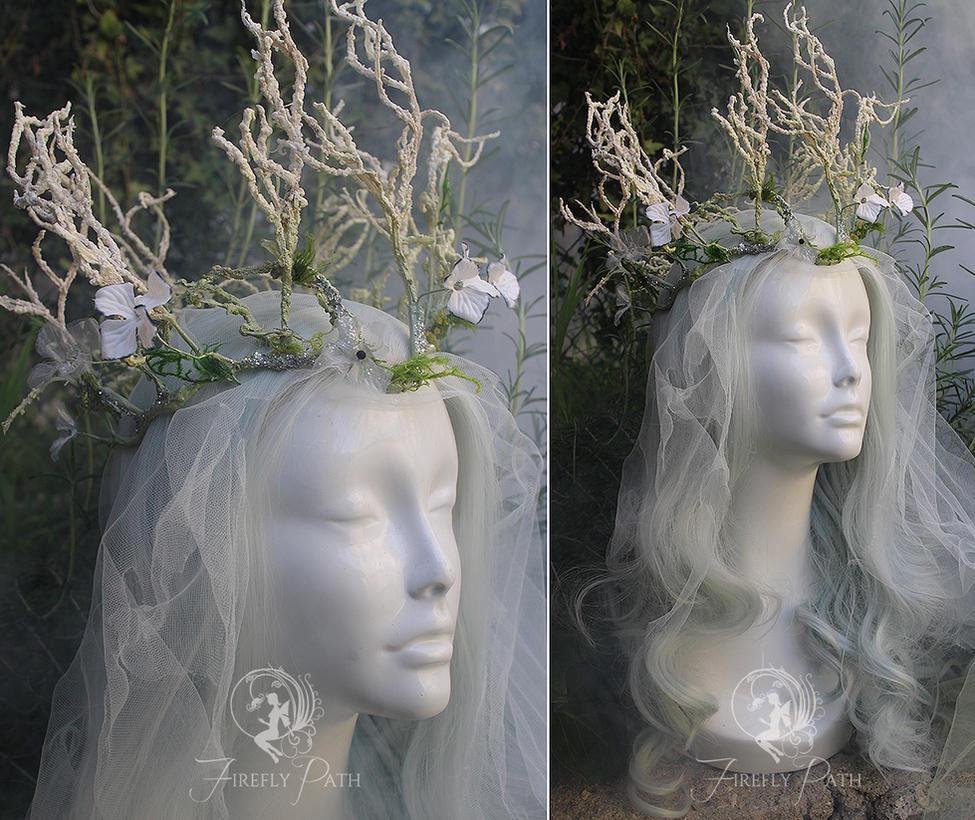 Moth Faerie Headdress by Firefly-Path
