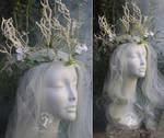 Moth Faerie Headdress