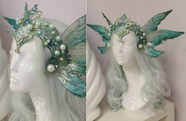 Siren Headress by Firefly-Path