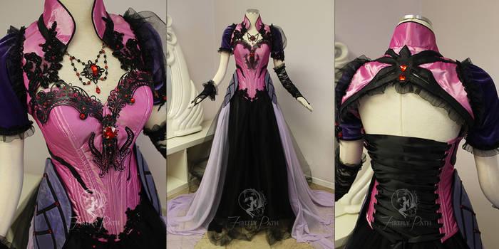 Widowmaker Masquerade Gown