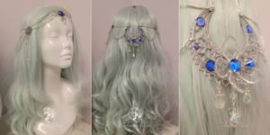 Princess Alyndra Elora Moonflower Circlet