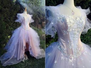 Blush Petal Gown