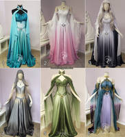 Choose your own Elven Gown
