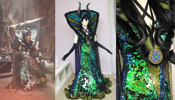 RutinaRutina: Evil Overlordess Gown